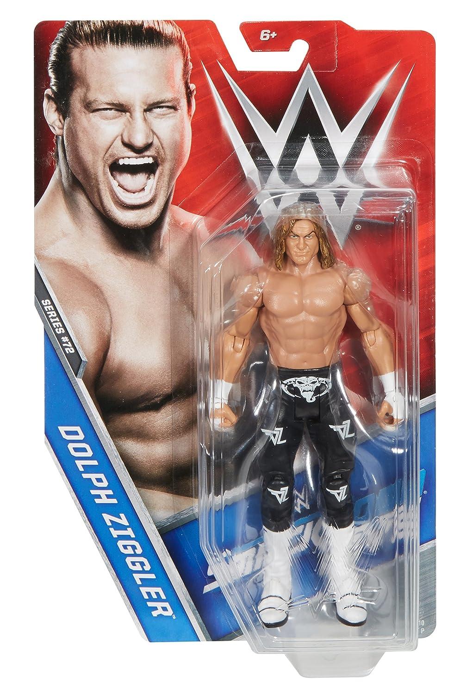 WWE Basic Dolph Ziggler Figure Mattel DXF93