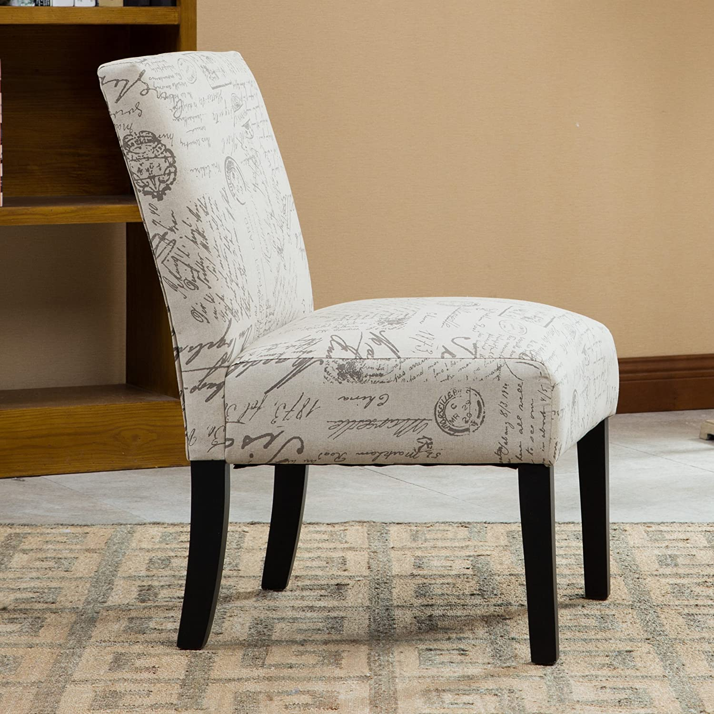 Amazon Roundhill Furniture Botticelli English Letter Print