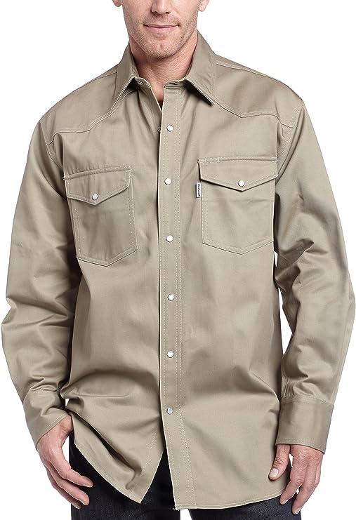 Carhartt Camisa Abotonada para Hombre: Amazon.es: Amazon.es