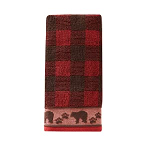 SKL Home by Saturday Knight Ltd. Sundance Hand Towel Red
