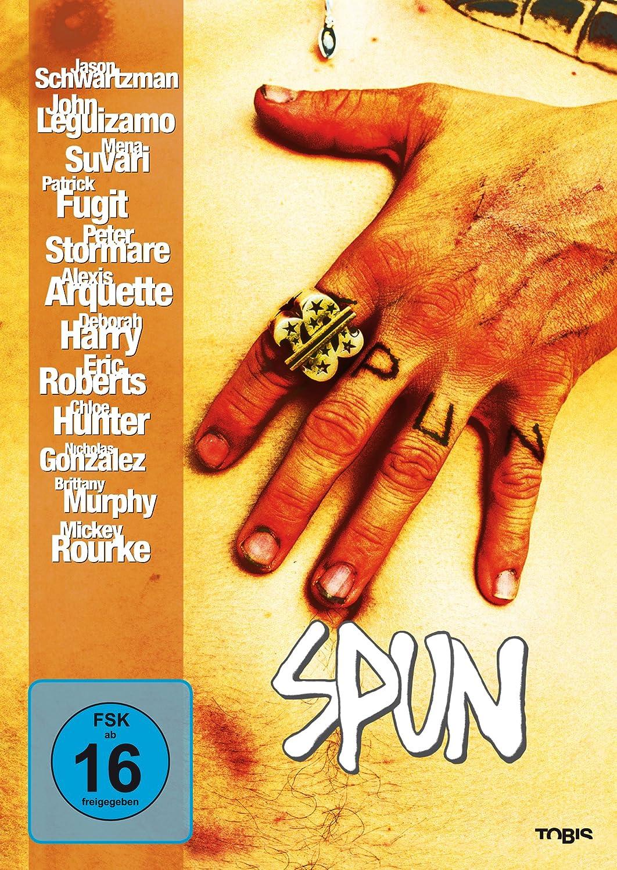 Spun: Amazon.de: Jason Schwartzman, John Leguizamo, Mena Suvari ...
