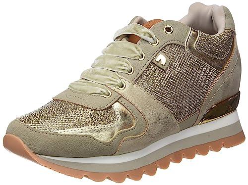 Gioseppo 46568-P, Zapatillas para Mujer, Dorado Oro, 38 EU