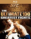 Ufc: Ultimate 100 Greatest Fights [Blu-ray] [Import]