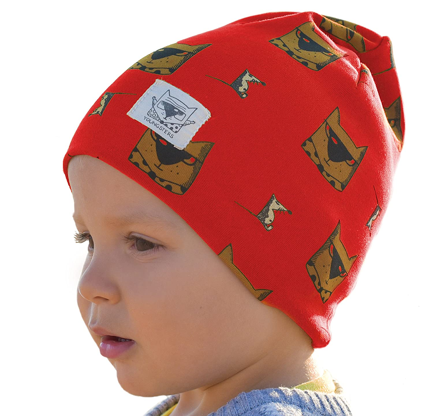 f441f3337 Youngsters Toddler Infant Baby Cotton Soft Cute Knit Kids Hat Beanies Cap  for Boys Girls