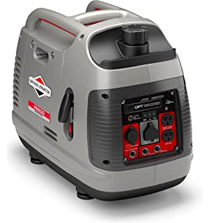 Amazon Com Briggs Stratton 30675 Q6500 Inverter Generator 6500