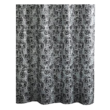 Amazon Ex Cell Constellation Fabric Shower Curtain 70 By 72
