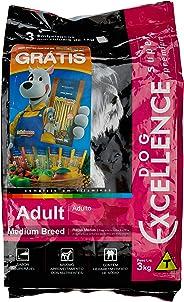Selecta - Ração Excellence para Cães Adultos de Raças Médias 3kg