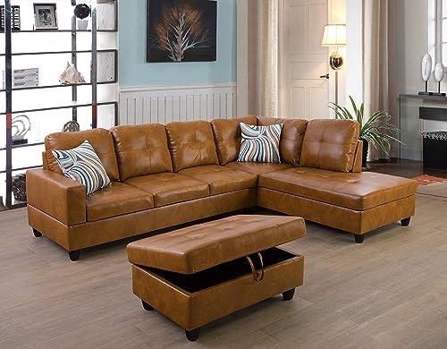 Ainehome Furniture Sectional Sofa Set