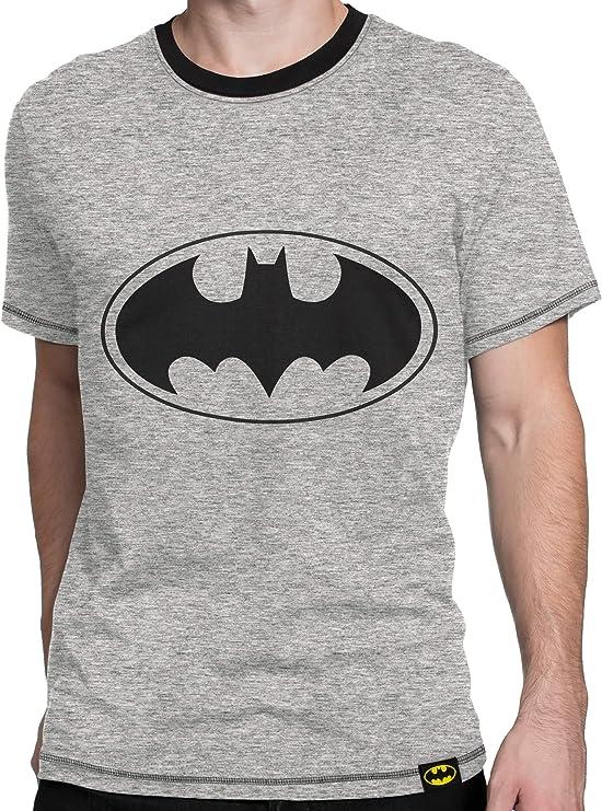 DC Comics Camiseta para Hombre Batman: Amazon.es: Ropa y accesorios