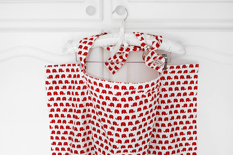 con allacciamento regolabile per il collo Sciarpa copertura di allattamento poncho nursing cover MY LITTLE KOALA /… Cotone Britannico Fascia allattamento grembiule Realizzato in Europa