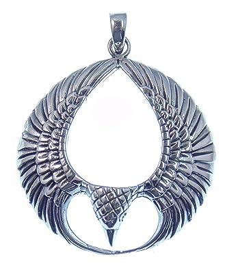 Silber anhänger  Silber Anhänger Adler, Kosmischer Adler, Symbol für die Verbindung ...