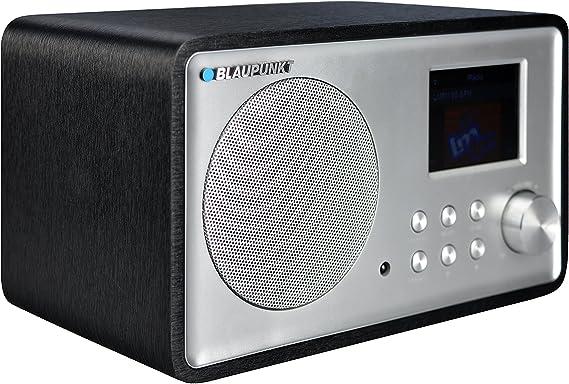 Blaupunkt Ir 20 Wifi Internetradio Upnp Dlna Netzwerkmusikplayer Ukw Tuner Mp3 Link 3 5 Mm Klinke Fernbedienung Mit Weckfunktion Heimkino Tv Video