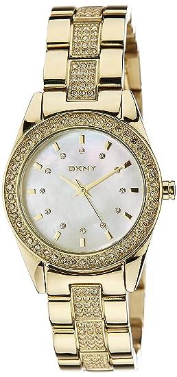 Reloj - DKNY - para Mujer - NY8398  Dkny  Amazon.es  Relojes 99583f167ead