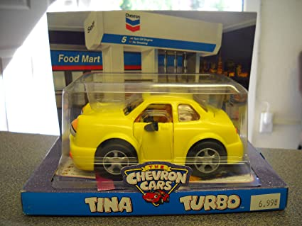 Chevron Toy Car Tina Turbo