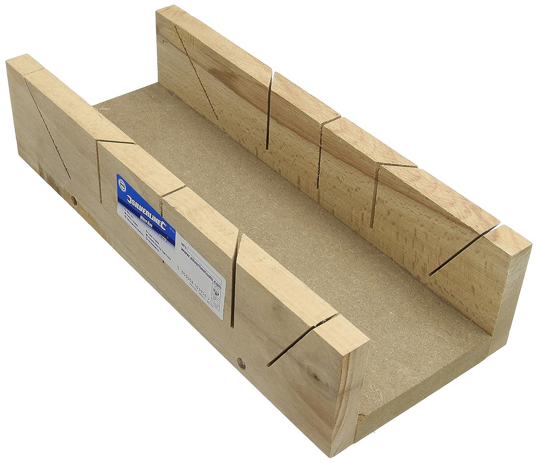 Silverline 973911 Kit de carpinter/ía tama/ño: 325x180mm