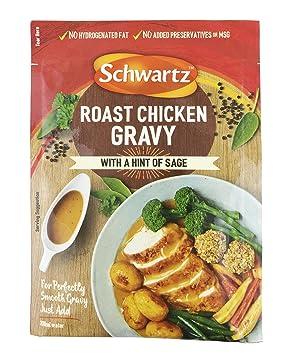 Schwartz Pollo asado Salsa Mix - 12 x 26gm