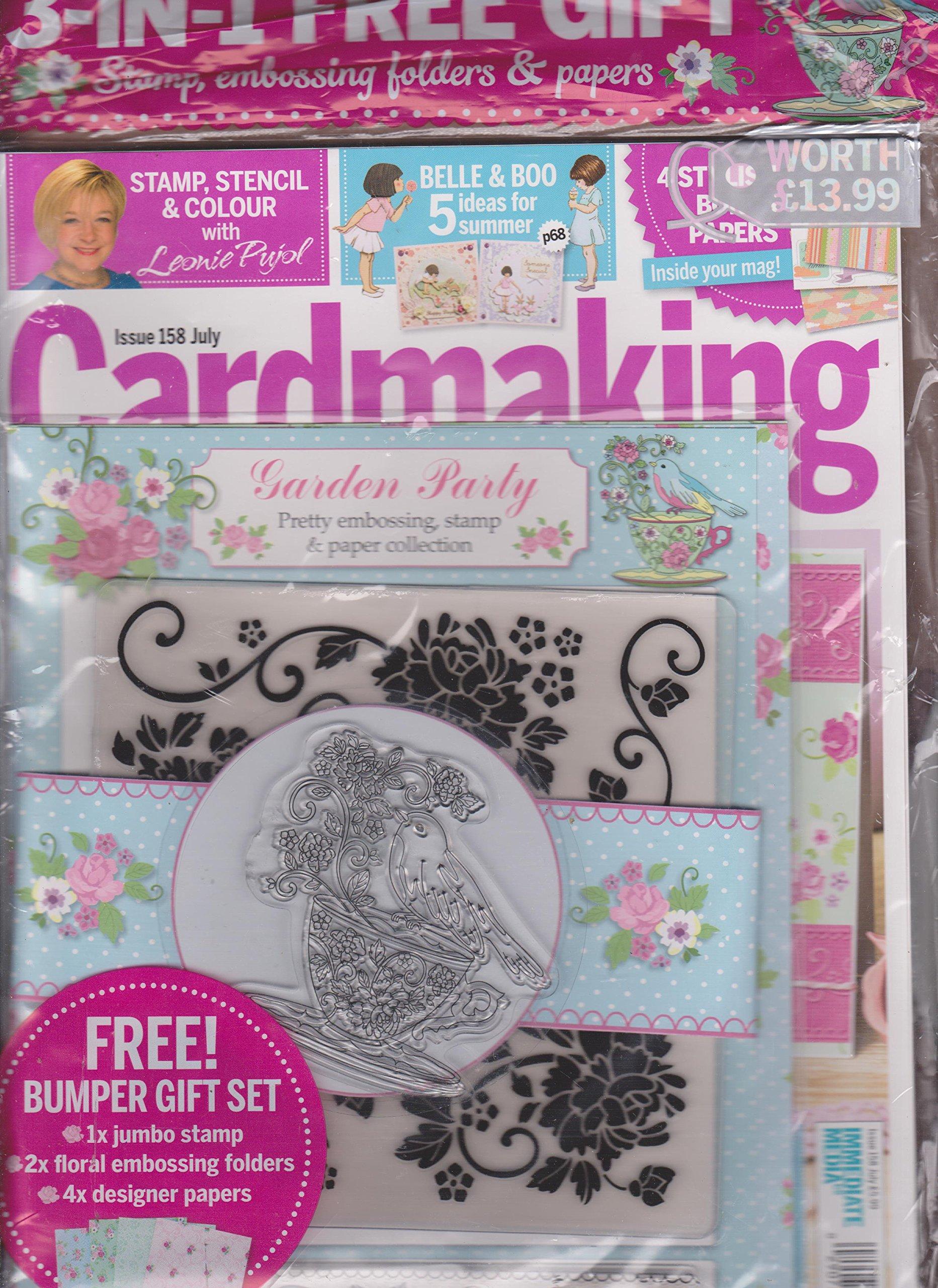 Cardmaking & Papercraft Magazine Issue 158 July 2016 ebook