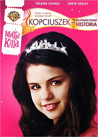 A Cinderella Story If The Shoe Fits Dvd Australia Another Cinderella Story Dvd Import No English Version Amazon Co Uk Selena Gomez Drew Seeley Jane Lynch Katharine Isabelle Emily Perkins Jessica Parker Kennedy Marcus T Paulk Nicole Laplaca Alex Zahara Stuart Cowan Damon