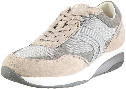 Verarbeitung finden die beste Einstellung am besten einkaufen Geox Energy Walk Textile+Suede Beige/Grey Scarpa Sportiva ...