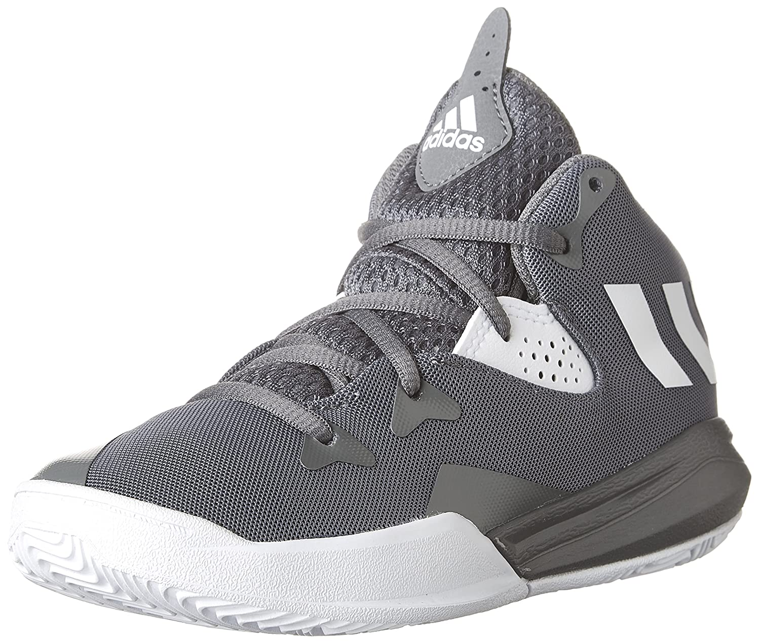 adidas Kids' Dual Threat 2017 Basketball Shoes BY4443