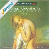 Boccherini: String Quartets, Vol. 1 - Op. 8