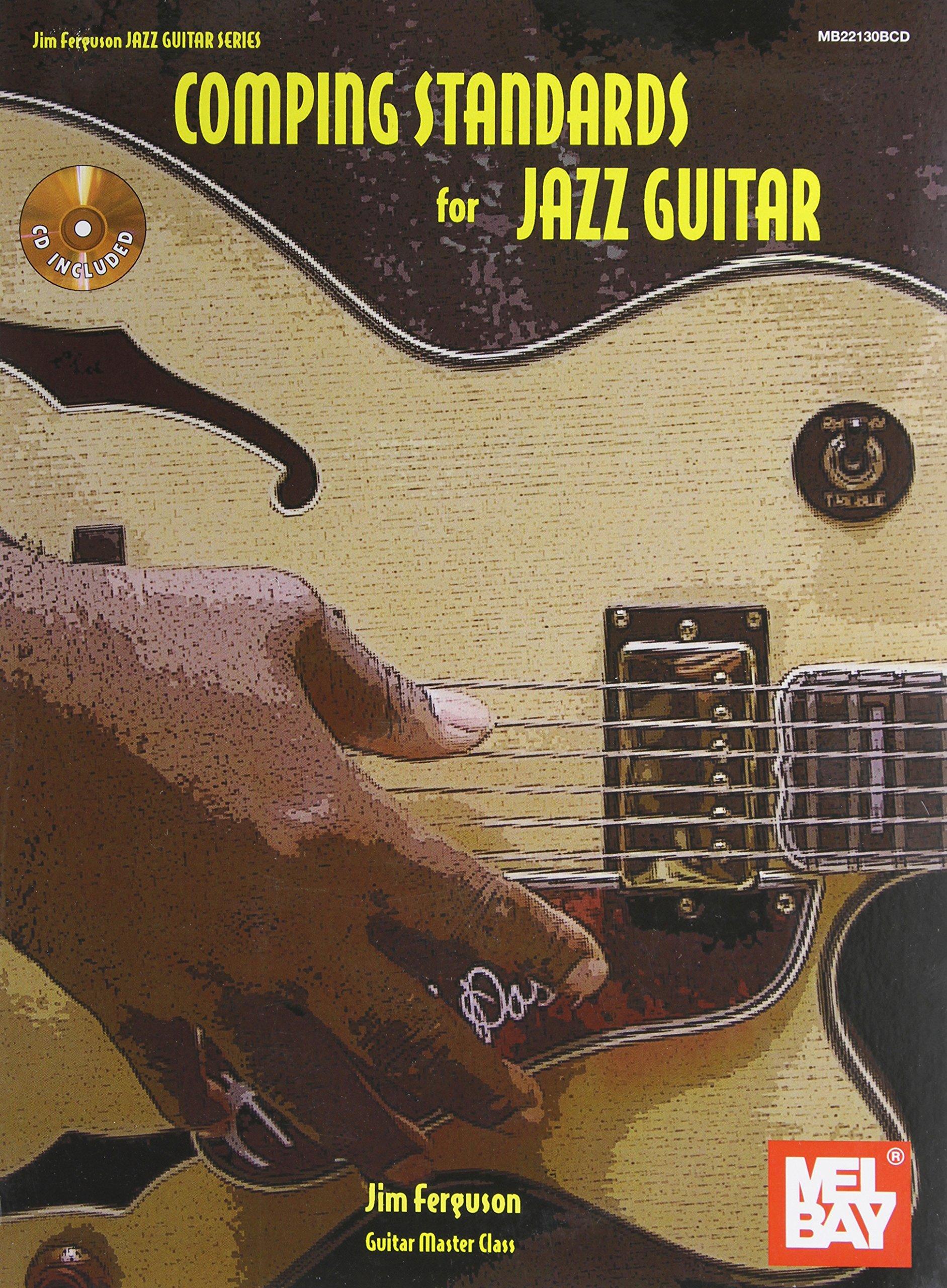 Comping Standards For Jazz Guitar Jim Ferguson 9780786685868