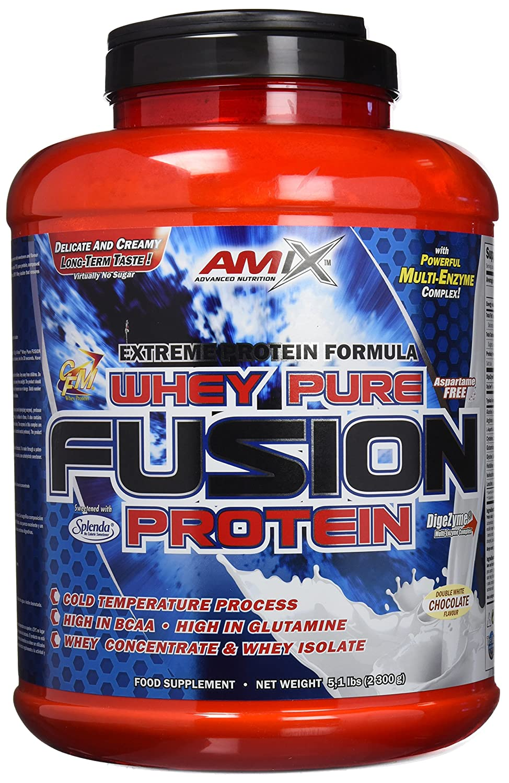 Amix Whey Pure Fusion Proteínas - 2300 gr_8594159538801