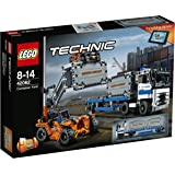 "LEGO 42062 ""Container Yard"" Building Toy"