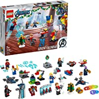 LEGO 76196 Marvel The Avengers Advent Calendar 2021 Buildable Toys with Spider-Man and Iron Man for Kids Aged 7…