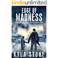 Edge of Madness: A Post-Apocalyptic EMP Survival Thriller (Edge of Collapse Book 2) book cover