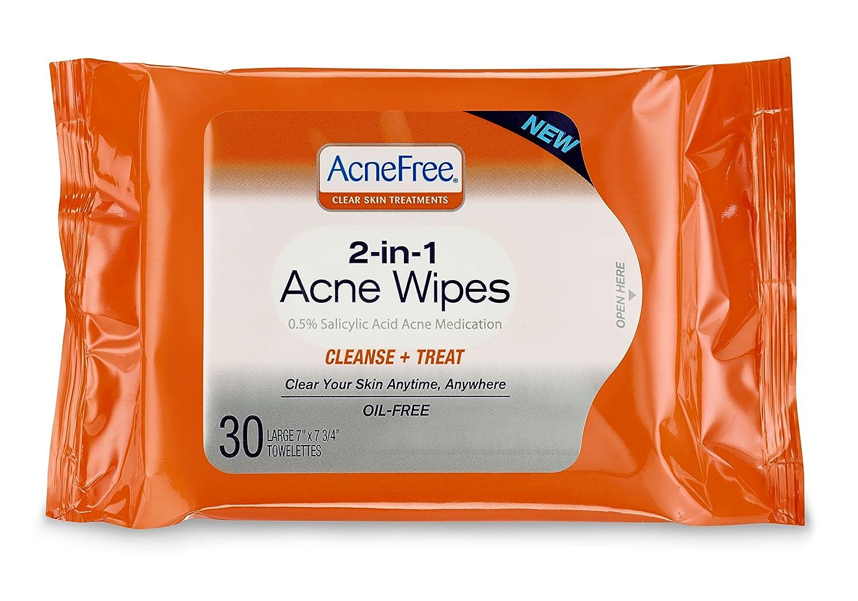 acne wipes