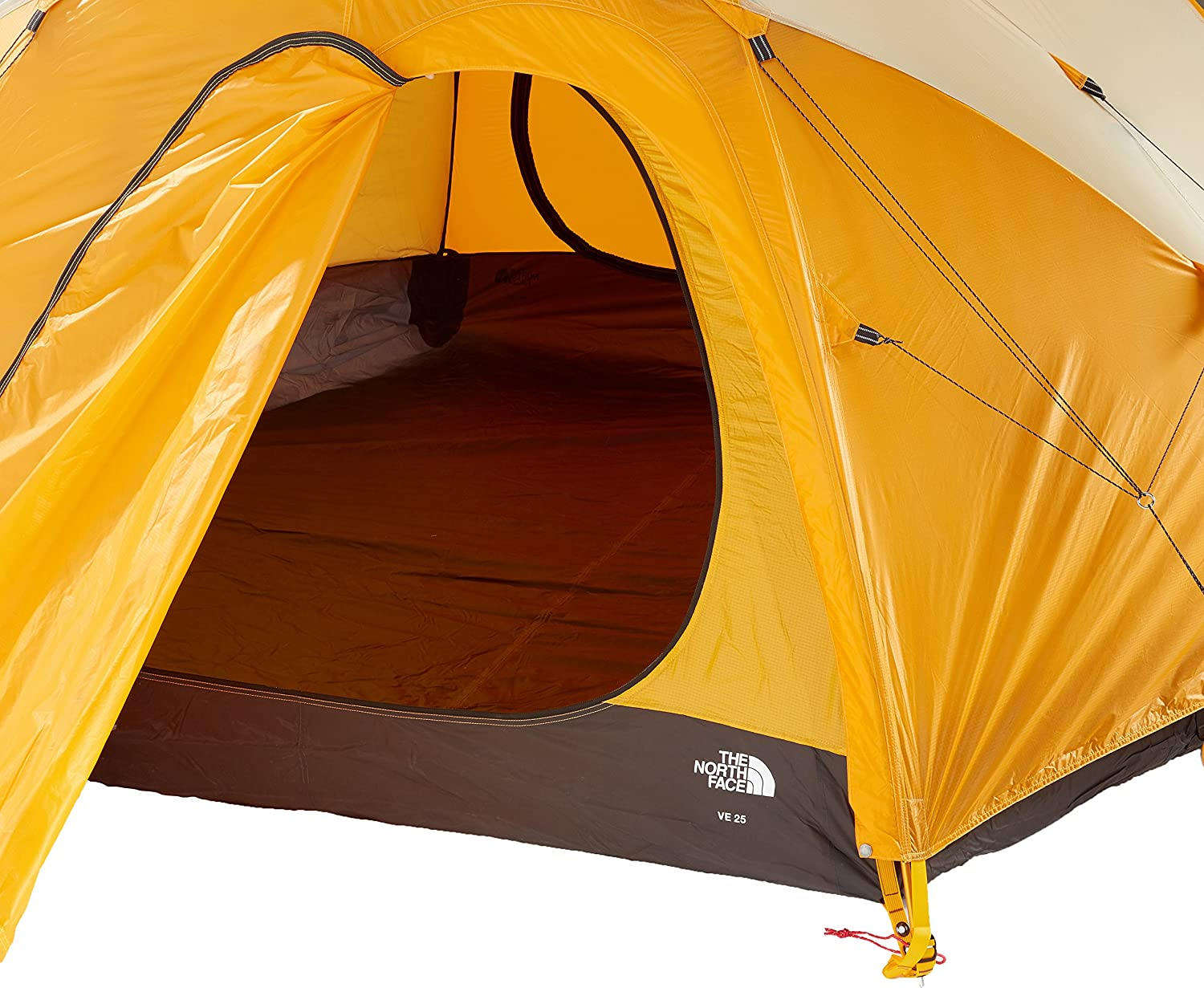 The North Face VE 25 Tent - Summit Gold One Size Amazon.co.uk Sports u0026 Outdoors & The North Face VE 25 Tent - Summit Gold One Size: Amazon.co.uk ...