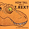 How Tall Was A T Rex