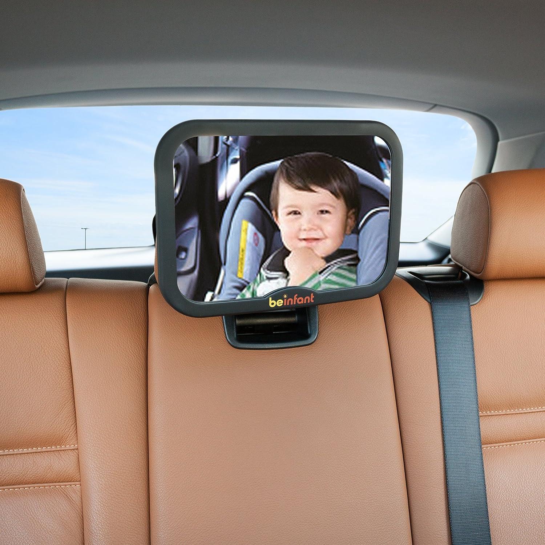Opinion espejo coche bebe asiento trasero espejo for Espejo seguridad bebe