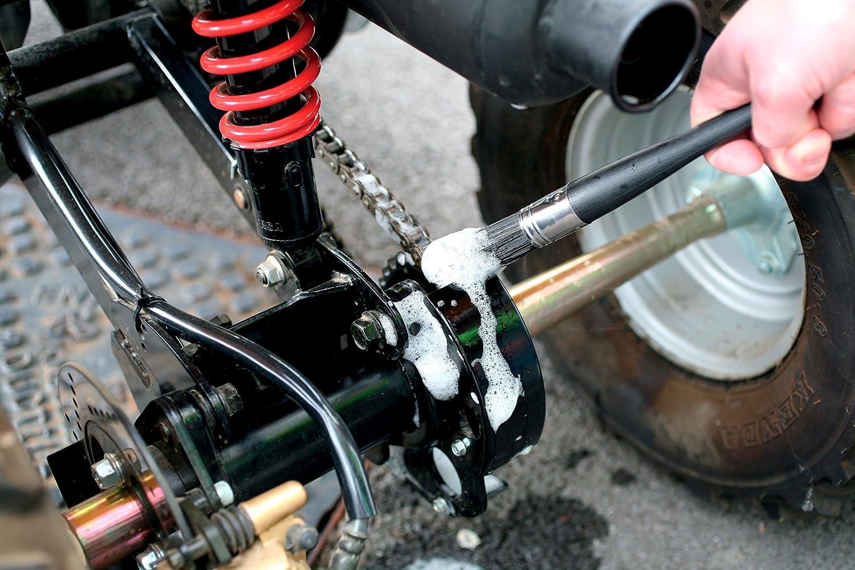 Laser 5271 Set di 5 spazzole per meccanismi Auto