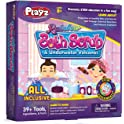 Playz Rainbow Bath Scrub Arts and Crafts Science Activity Set