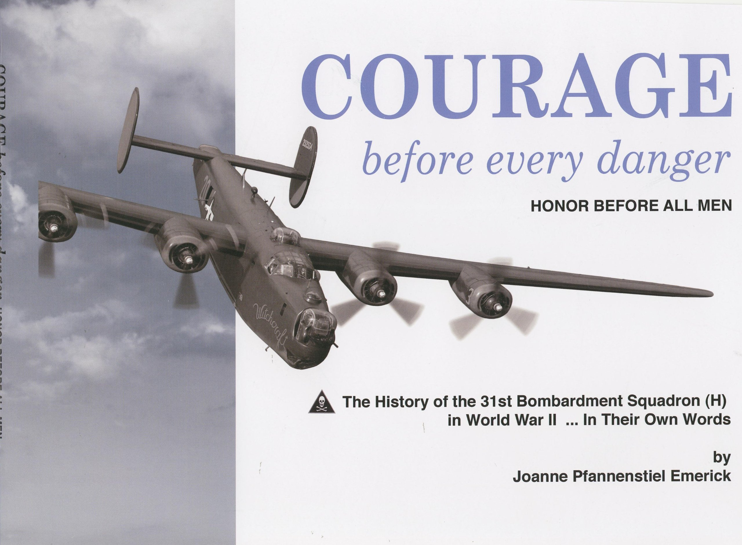 Download Courage Before Every Danger, Honor Before All Men: The History of the 31st Bombardment Squadron (H) by Joanne Pfannenstiel Emerick (2010-05-03) ebook