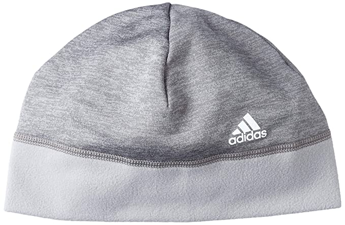 4a261f4c32c adidas Men Beanie Training Climawarm Fleece Hat Training Running Winter ( OSFM)