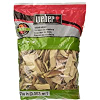 Weber Cubic Meter Stephen Products 17138 Apple Wood Chips (192 cu. in.)