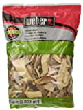 Weber 17138 Apple Wood Chips
