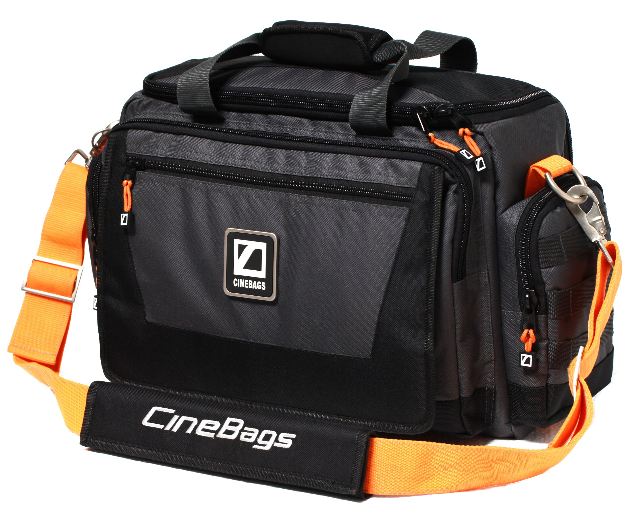 CineBags CB10 Cinematographer Equipment Bag (Charcoal) by CineBags