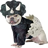Dino Pup Triceratops Dog Halloween Costume