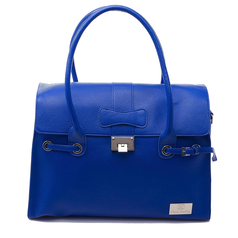 Nova Harley Luxury Changing Bag (Elegant Blue) NHEB