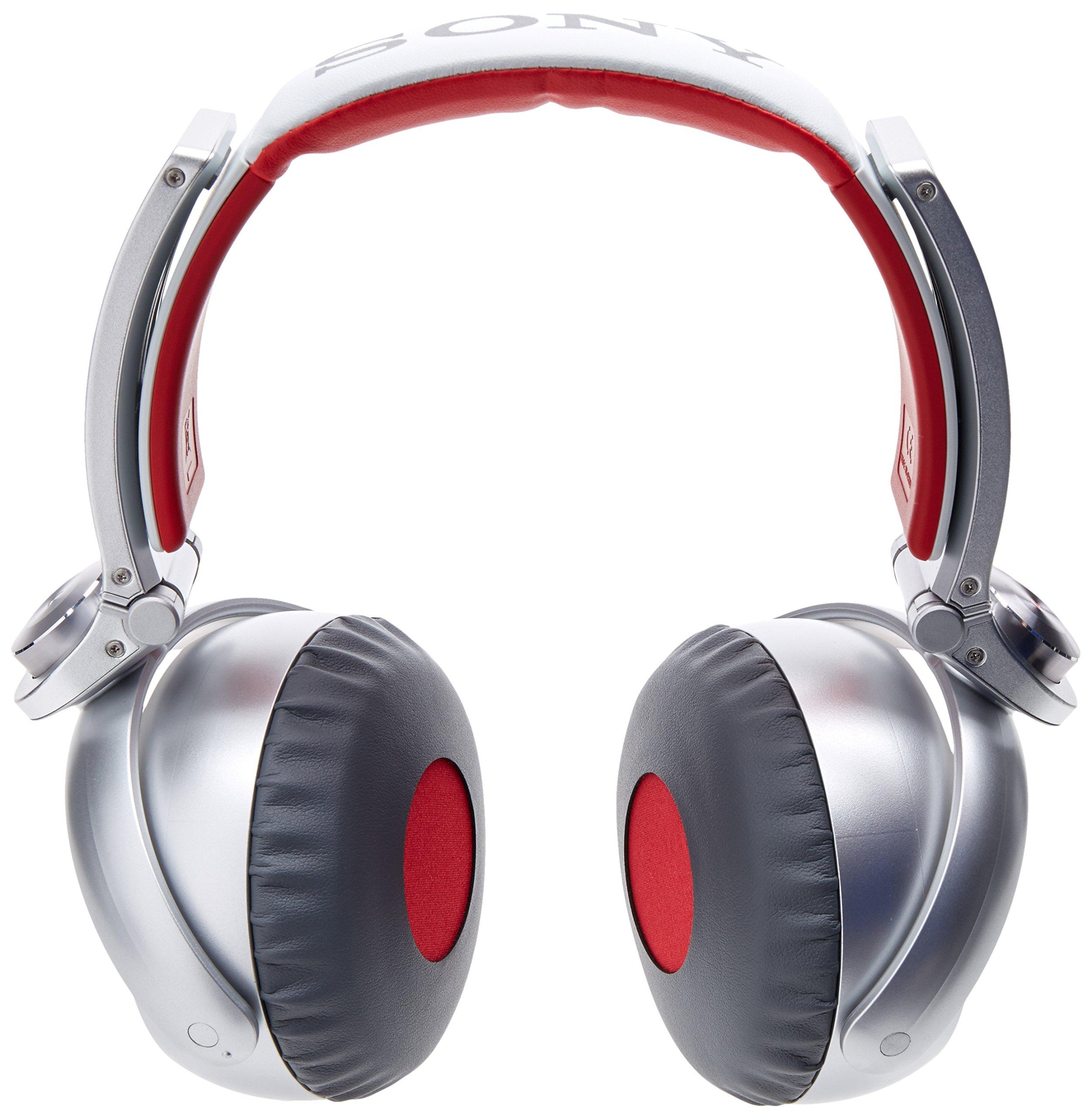 Sony MDR-XB920/R (MDRXB920/RC) Extra Bass ''XB'' Headphones - Red