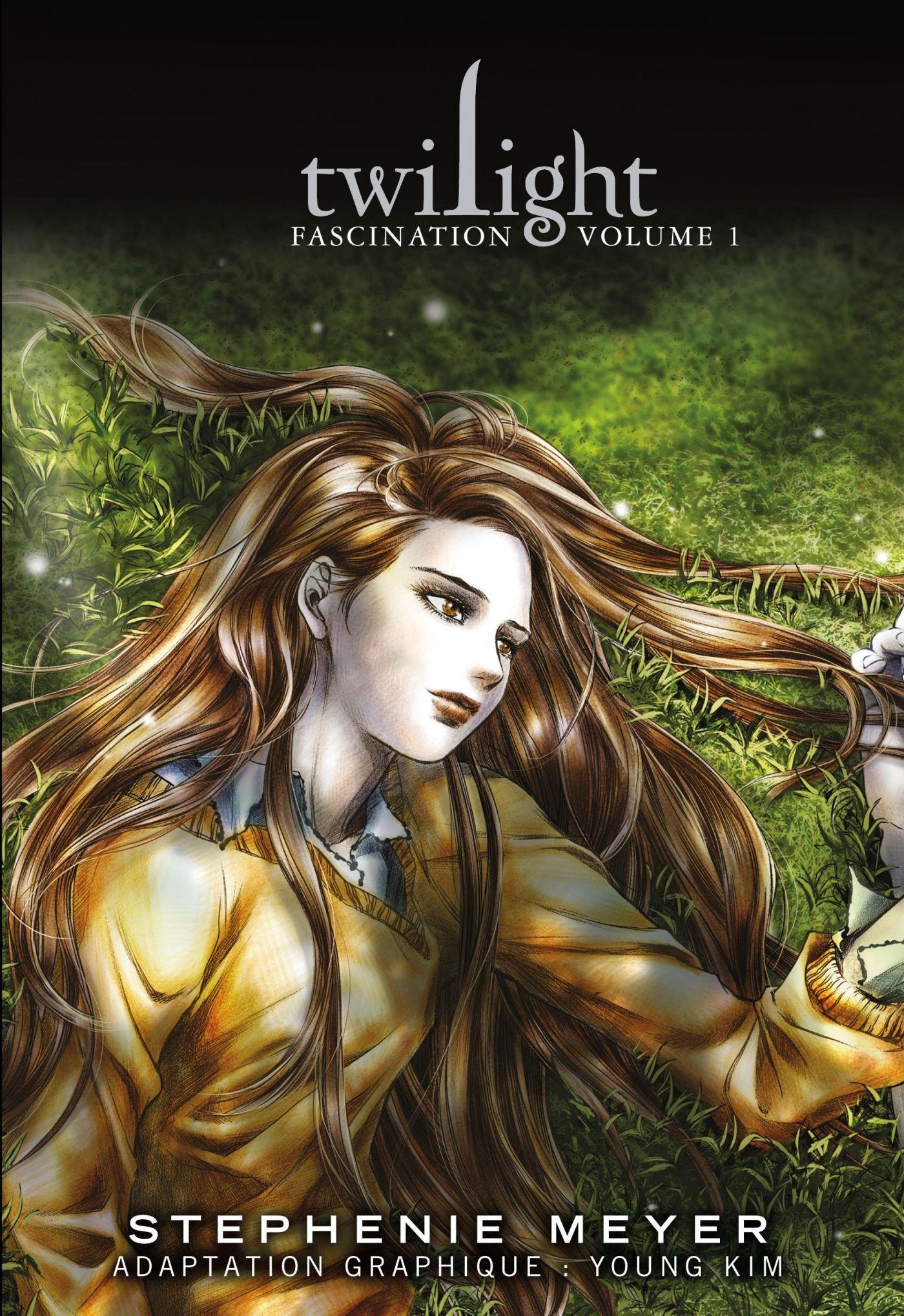 Saga Twilight T01 Twilight Fascination 1 Saga Twilight 1 French Edition Stephenie Meyer Kim Young 9782811602451 Amazon Com Books