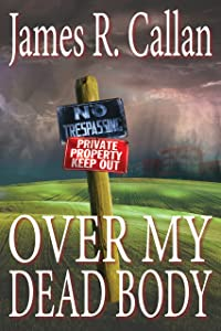 Over My Dead Body (Father Frank Mysteries Book 2)