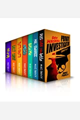 Dev Haskell Box Set 1-7 (Dev Haskell - Private Investigator) Kindle Edition