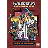 Crack in the Code! (Minecraft Stonesword Saga #1) (A Stepping Stone Book(TM))