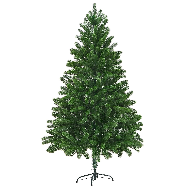 VidaXL Künstlicher Weihnachtsbaum 210 cm Christbaum Tannenbaum Dekobaum Tanne
