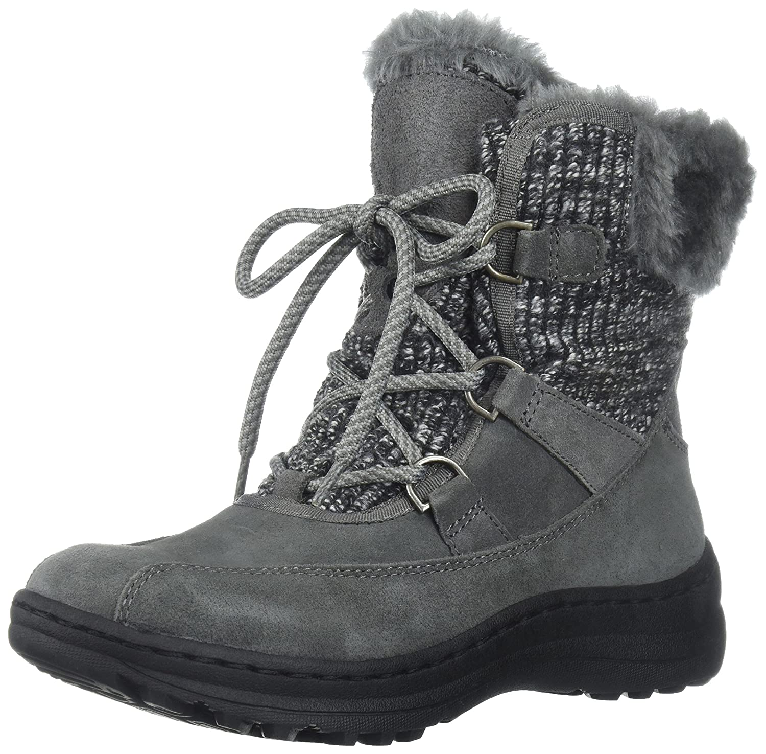 BareTraps Women's Aero Snow Boot, Black, 7.5 B(M) M US B071HTR5W1 9.5 B(M) 7.5 US|Dark Grey 0776a2
